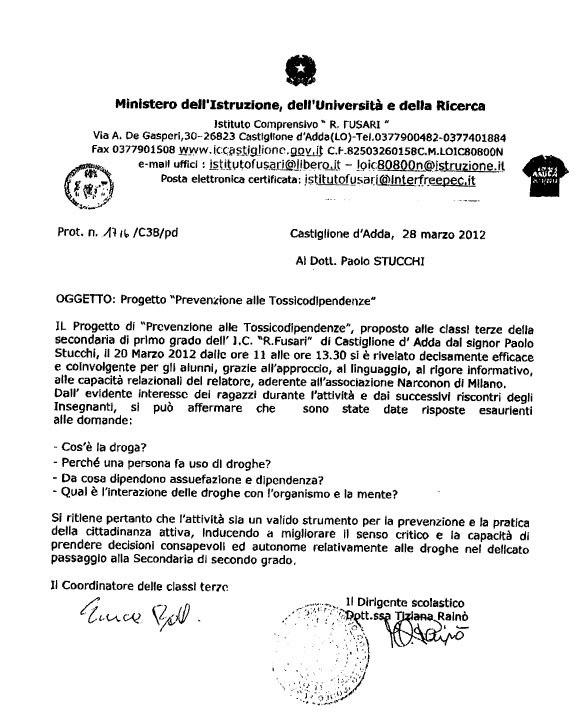 Istituto Fusari Castiglione
