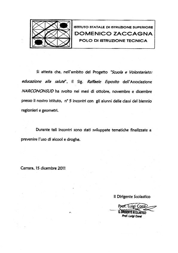 Istituto Superiore Zaccagna