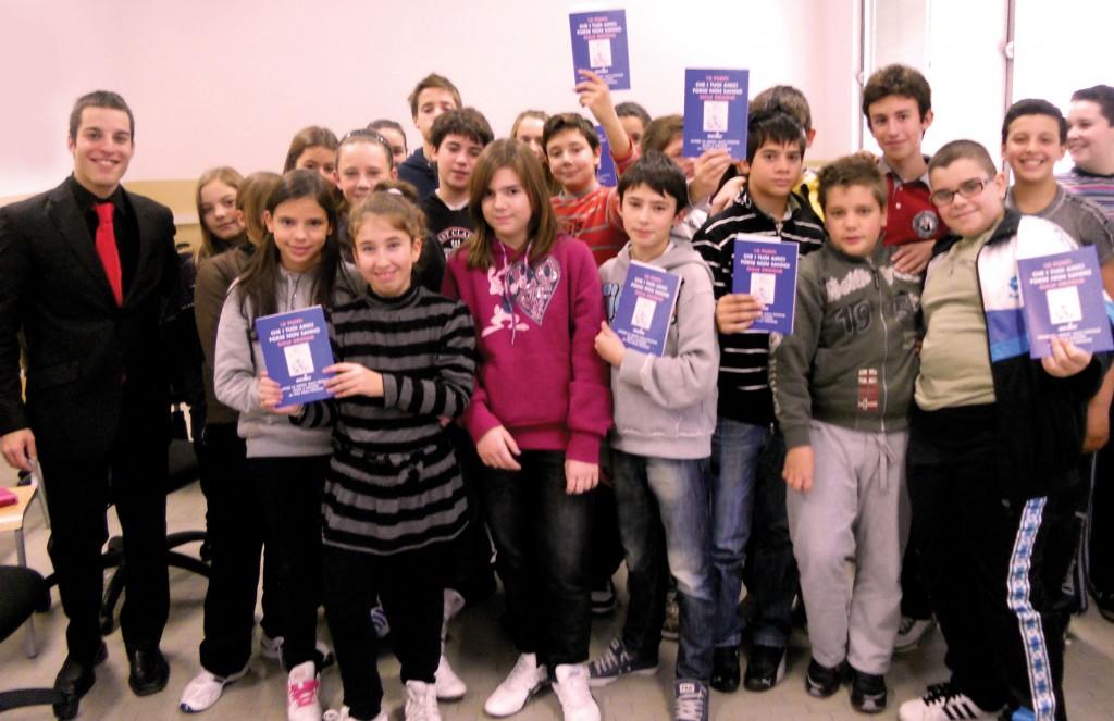 Conferenze di prevenzione Narconon nelle scuole