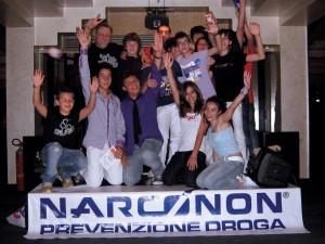 Narconon prevenzione all'uso di droghe