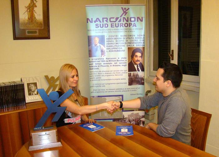 Narconon e Romania
