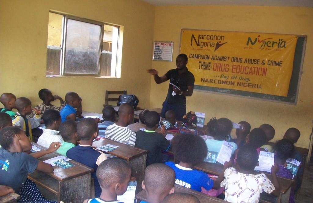 volontariato nigeria