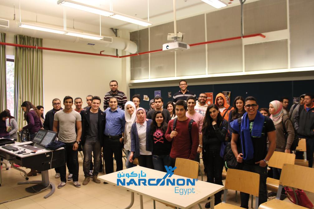Narconon Egitto conferenza