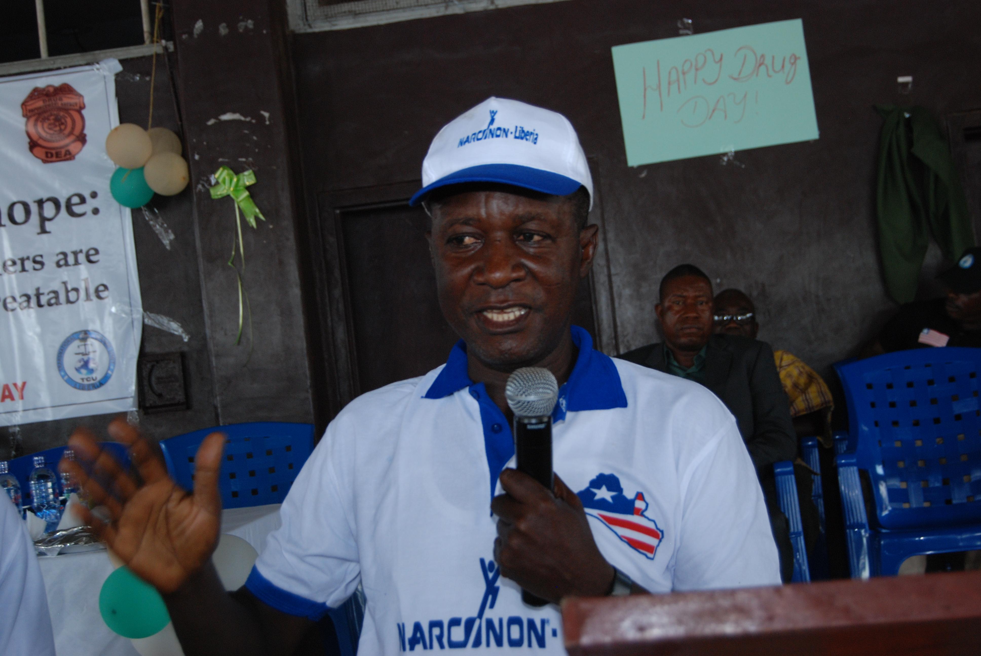 Narconon Liberia