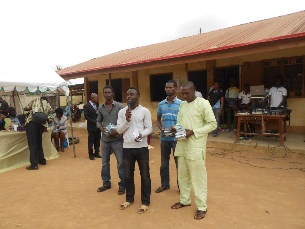 Narconon Nigeria Initiative staff