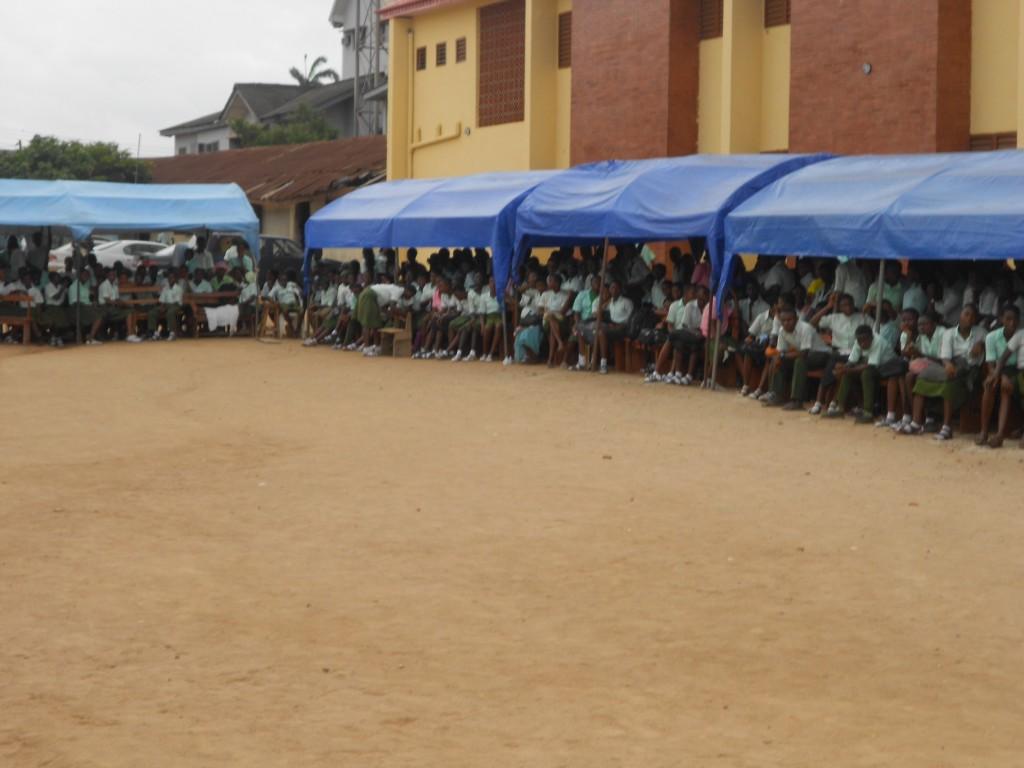 Narconon Nigeria Initiative conferenza