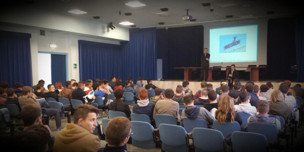 Conferenza di prevenzione Istituto Caramia-Gigante