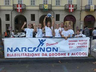 Narconon Piemonte - Play Asti pallavolo