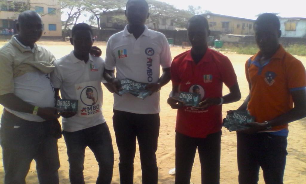 Narconon Nigeria awareness campaign