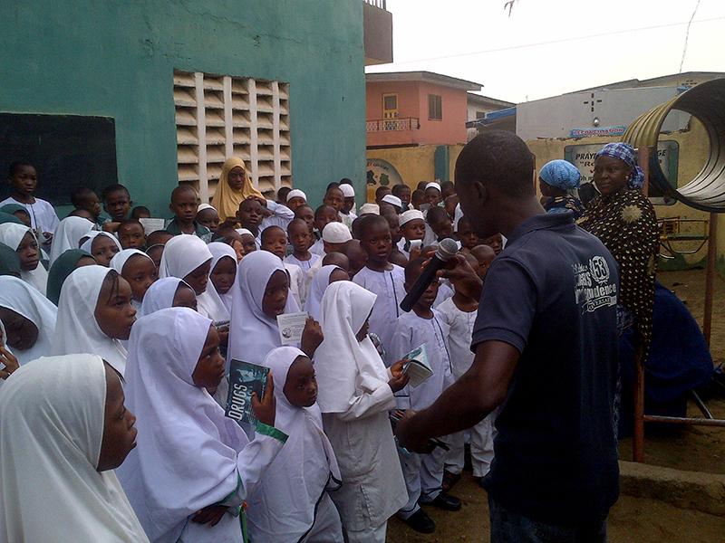 Narconon Nigeria Initiative - prevenzione