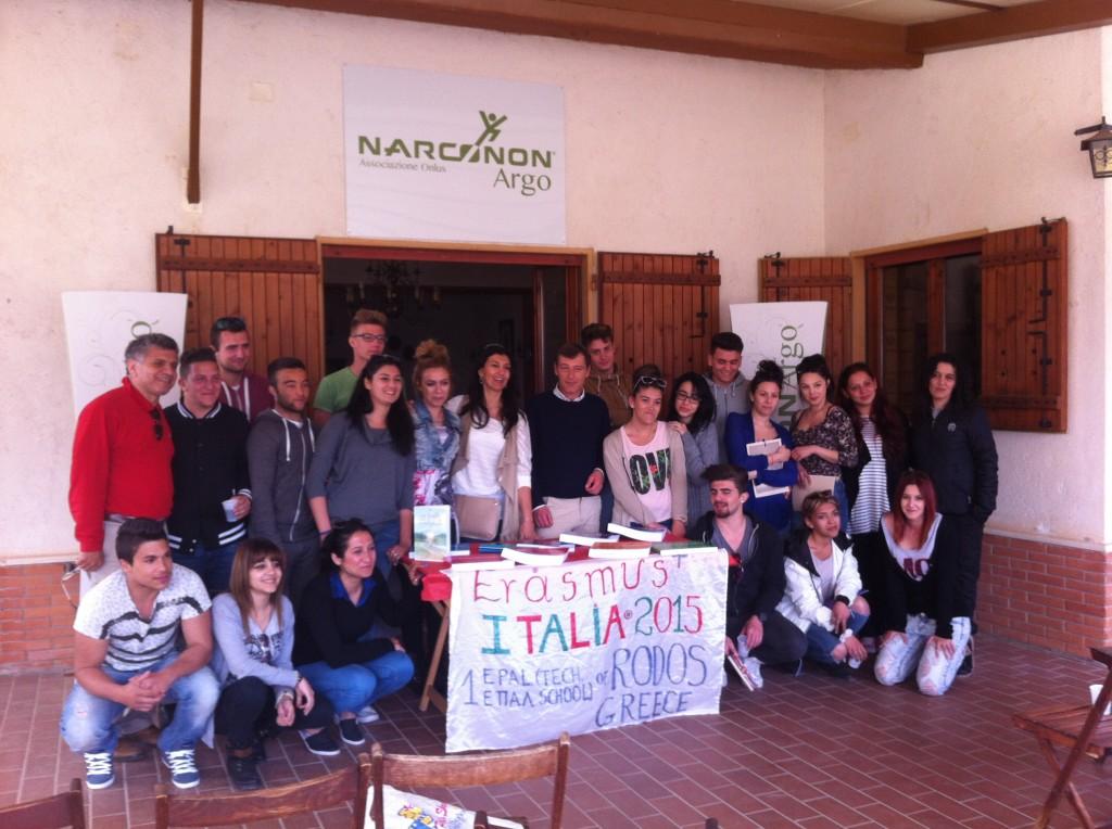 Visita al Narconon Argo