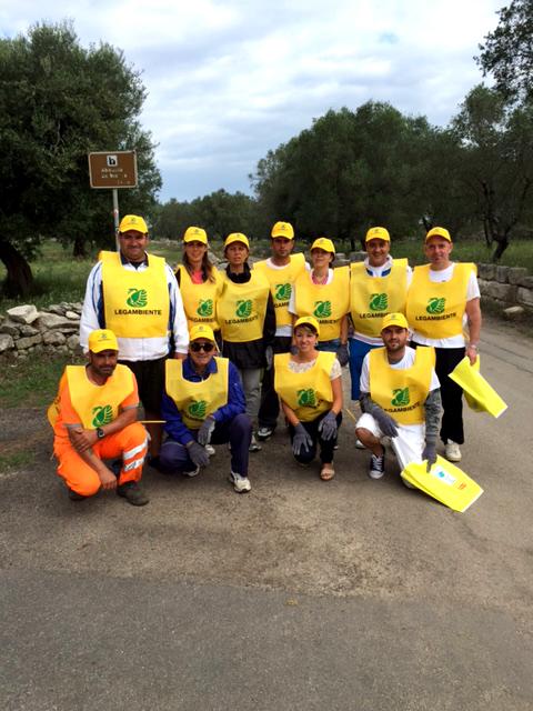 Centro Narconon Gabbiano - Puliamo il mondo 2015