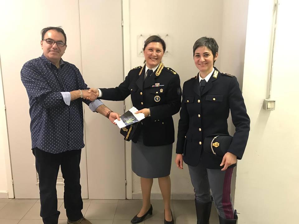 Narconon: prevenzione con la polizia di Terni