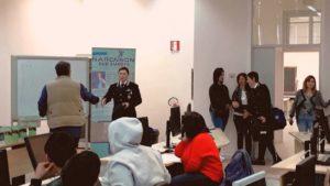 prevenzione alle droghe Narconon e Polizia Stradale Terni