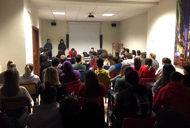 Narconon Piemonte - conferenza di prevenzione ad Asti